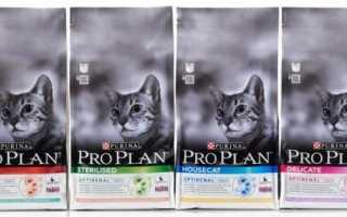 Проплан для кошек лечебная линейка
