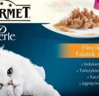 Отзывы о корме гурмет для кошек