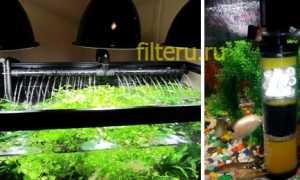 Внешний аквариумный фильтр LAGUNA 140 видео-обзор