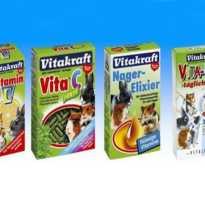 Витамины для шиншилл для шерсти