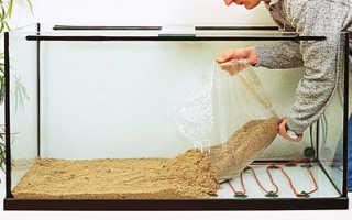 Оборудование и обустройство аквариума